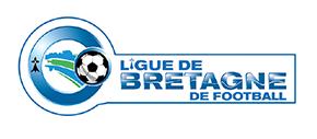 Logo Ligue de Bretagne de Football